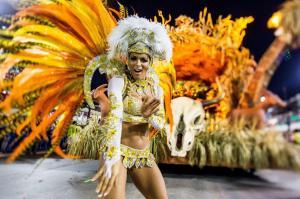 Brasil y sus canciones de samba ms famosas